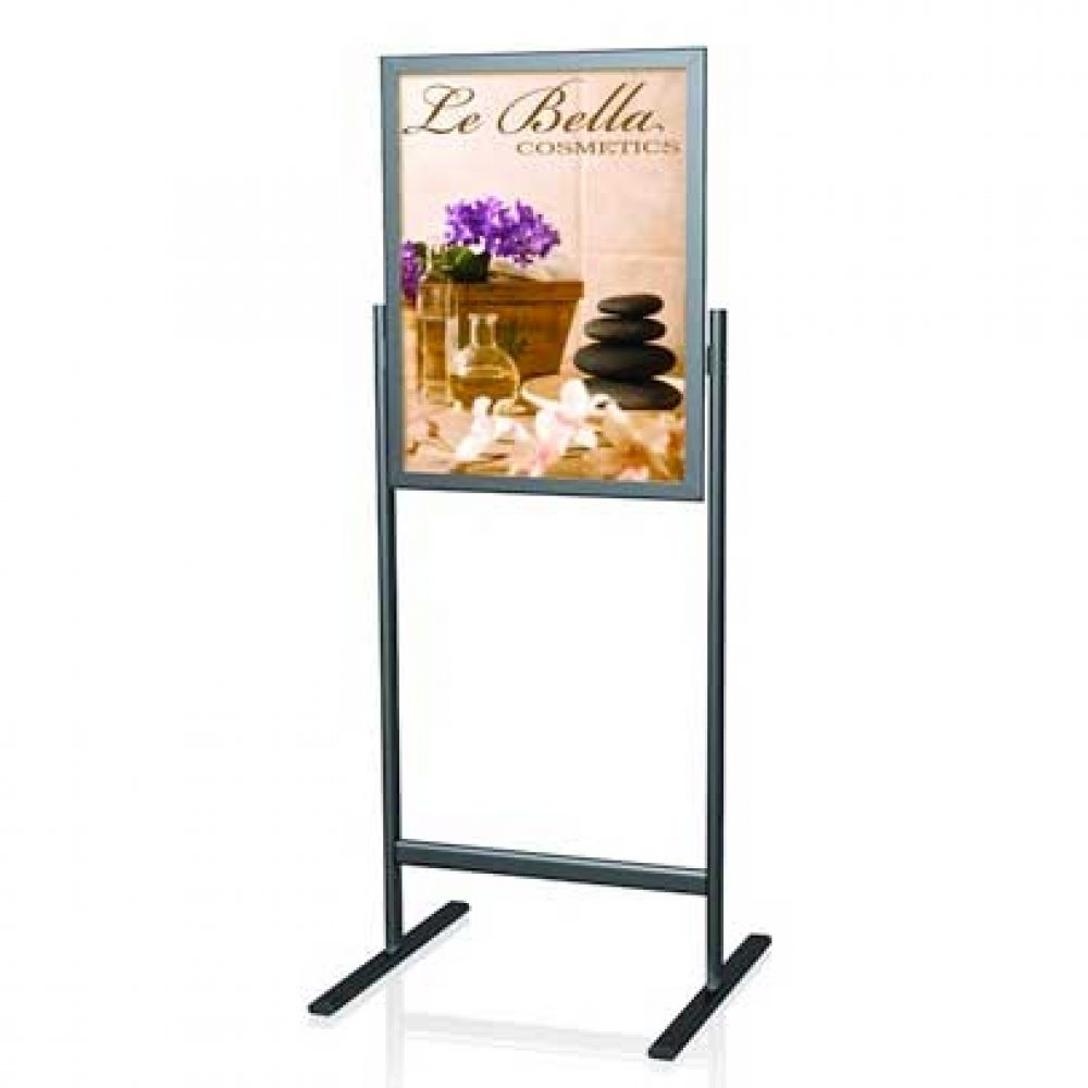 22x28 sign poster stand